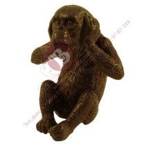 символ 2016 года - шоколадная обезьянка